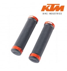 KTM Grips Diamond Rubber Clamp