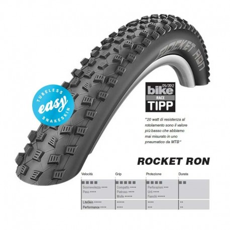Schwalbe Rocket Ron Performance Line 29""