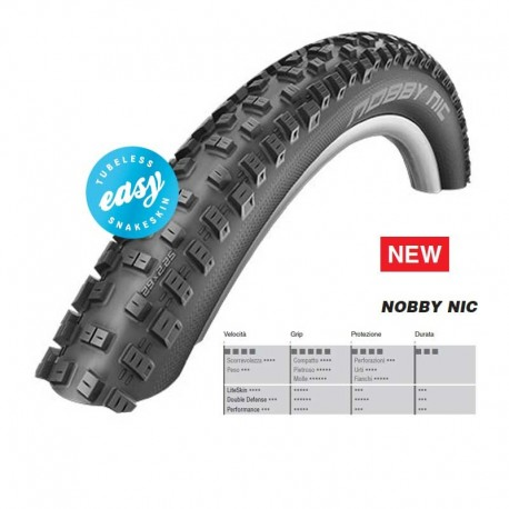 Schwalbe Nobby Nic Performance Line