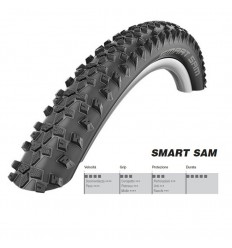 Schwalbe Smart Sam Performance Line 29""