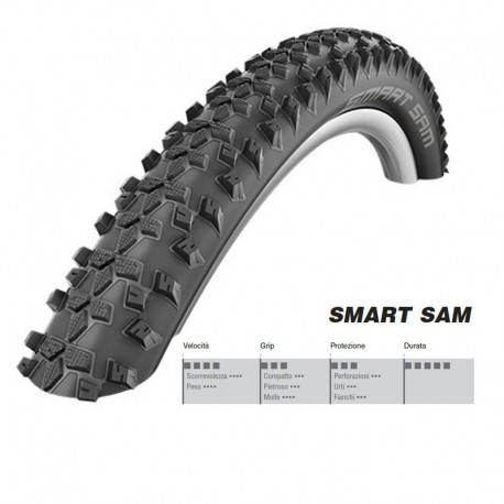 Schwalbe Smart Sam Performance Line 27.5""