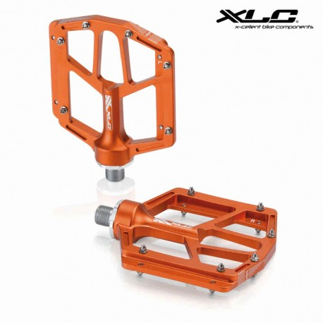 XLC MTB aluminum colorful pedals