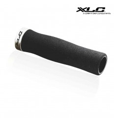 XLC Bike Grips Lightweight With Two Components
