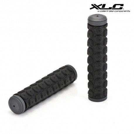 XLC Mtb Grips With Two Components