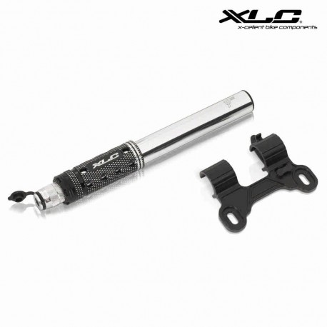 XLC Pompa bici mini 11bar 185mm