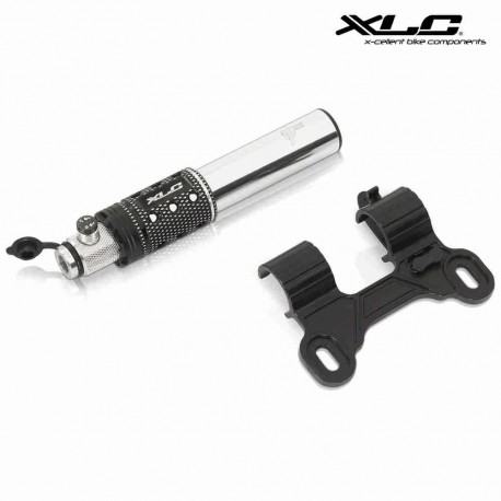 XLC Pompa bici mini 11bar 120mm