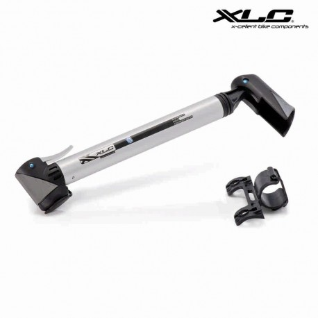 XLC Pompa bici Super Slim 6bar Alpha