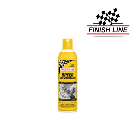 Finish Line Speed Clean Sgrassante Secco Spray 558 Ml