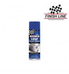 Finish Line 1-Step Lubrificante Pulente Spray 180 Ml