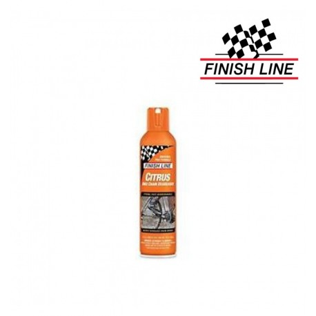 Finish Line Citrus Biosolvente Spray 360 Ml