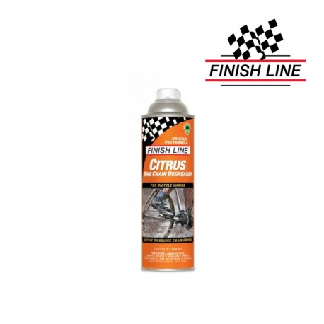 Finish Line Citrus Detergente 600 Ml